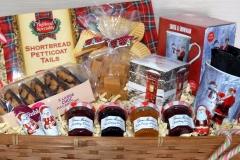 Christmas Shortbread for Santa Gift Hamper