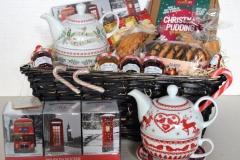 Christmas Tea-Pot Gift Hamper
