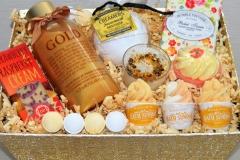 Golden Treats Gift Box
