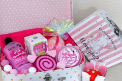 Pink Marshmallow Gift Box