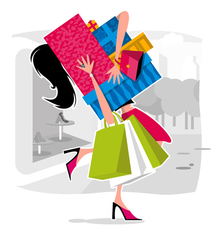 Let's Go Shopping!!