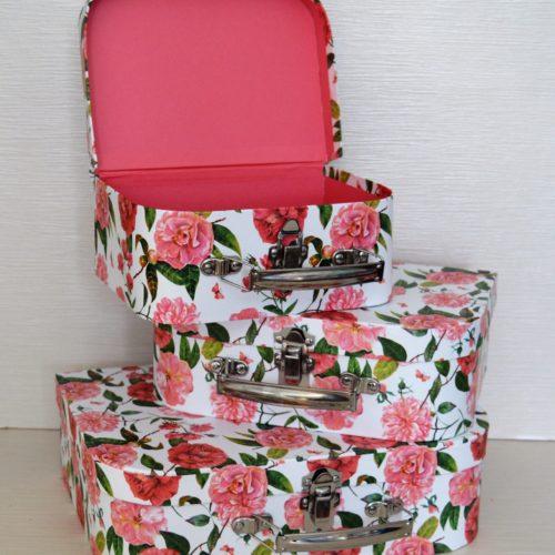 Build Your Own Hamper Suitcase Set